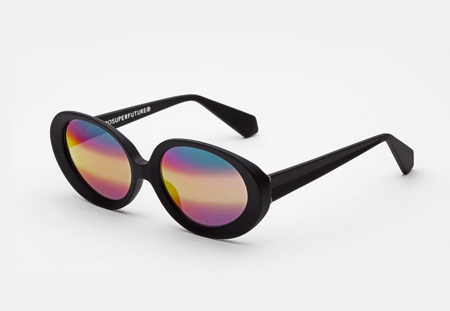 Dámské sluneční brýle RETROSUPERFUTURE® Ines M3 s duhovými skly