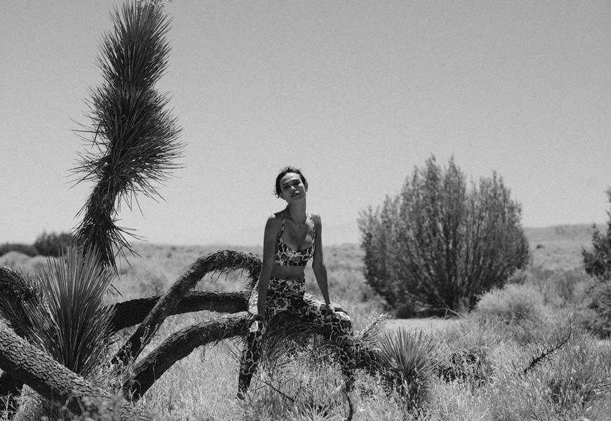 """Activewear pro ženy značky Varley — kolekce """"High Summer 2016"""""""