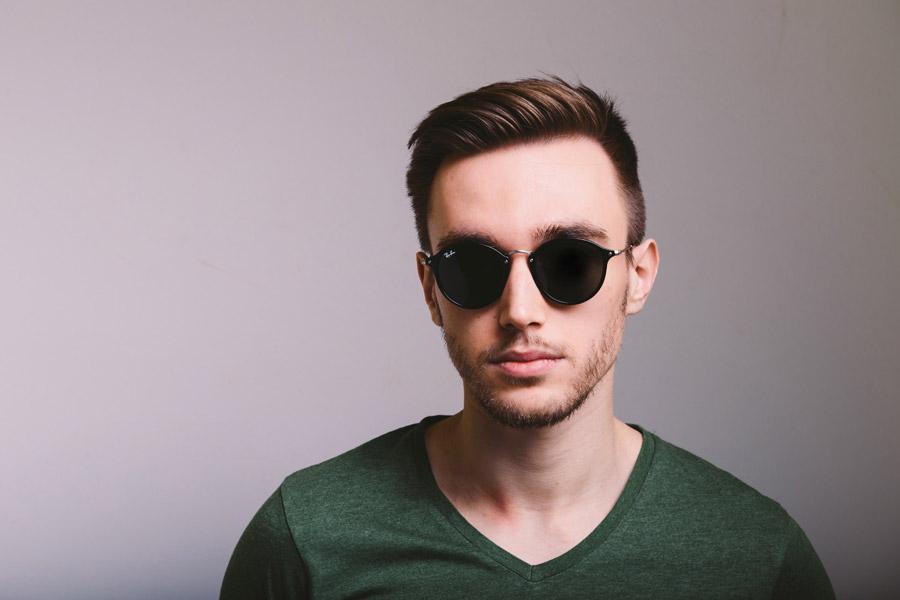 Eyerim — pánské sluneční brýle — lookbook