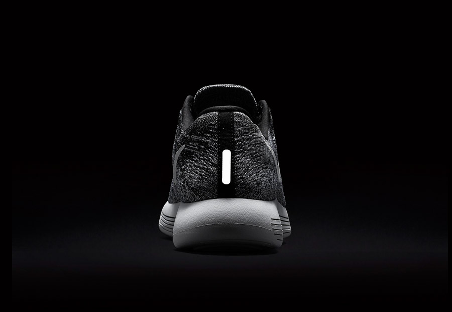 Nike LunarEpic Low Flyknit — pánské běžecké boty — tenisky — reflexní prvky