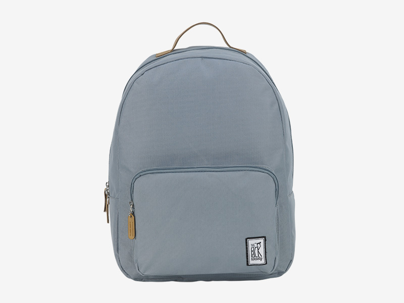 The Pack Society — batoh na záda — šedý — Classic Backpack — levný batoh