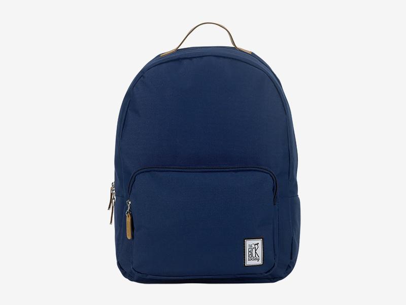 The Pack Society — batoh na záda — modrý — Classic Backpack — levný batoh