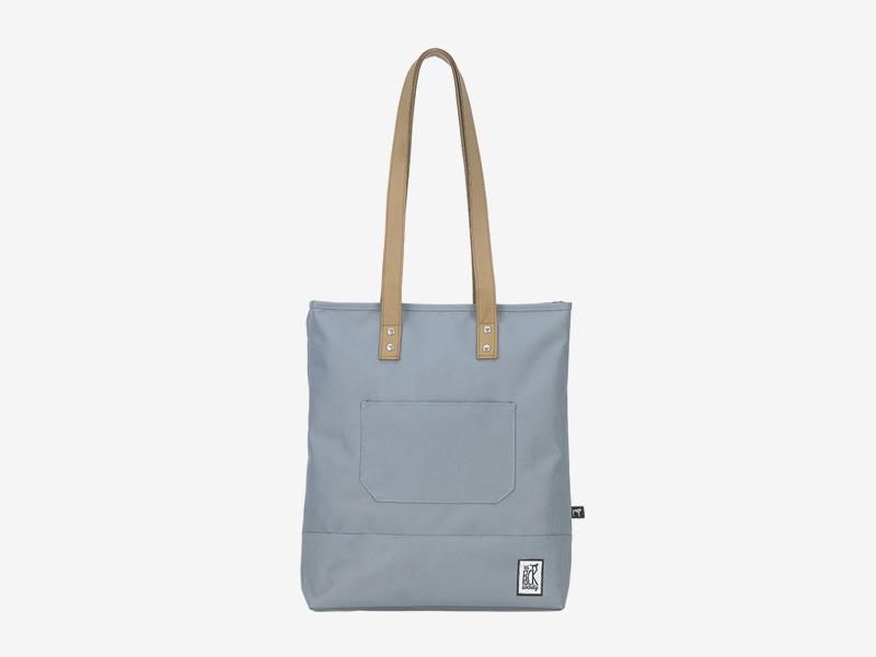 The Pack Society — nákupní taška přes rameno/do ruky — šedá — Shopper