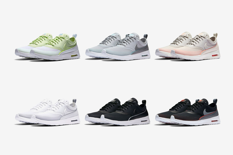 Nike Air Max Thea Ultra — dámské boty — tenisky — sneakers