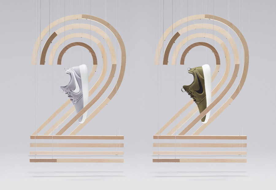 Nike Roshe Two — boty — tenisky — sneakers — dámské — pánské — Nike Roshe Run