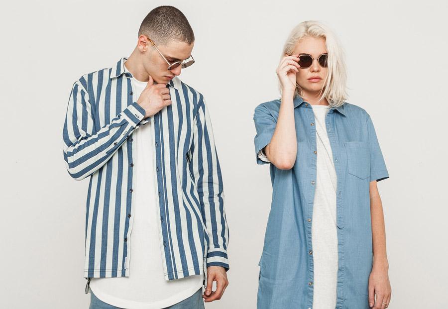 Publish — pánské oblečení — dámské oblečení — móda — podzim 2016