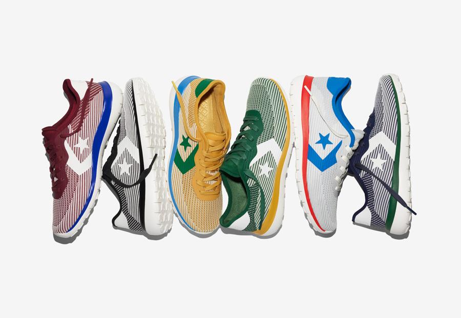 Converse Thunderbolt Modern — tenisky — boty — pánské, dámské — běžecké