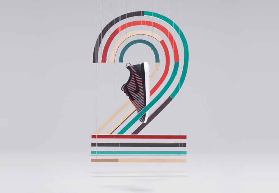Nike Roshe Two Flyknit — boty — tenisky — sneakers — dámské — pánské — Nike Roshe Run