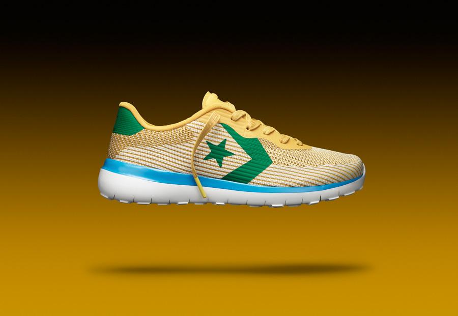 Converse Thunderbolt Modern — boty — tenisky — pánské, dámské — žluté