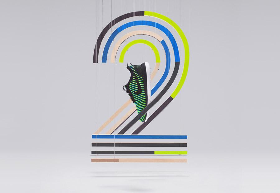 Nike Roshe Two Flyknit — boty — tenisky — sneakers — pánské — dámské — Nike Roshe Run
