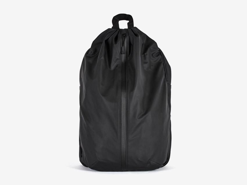 Rains — batoh — nepromokavý, do deště — voděodolný — dámský, pánský, unisex — černý