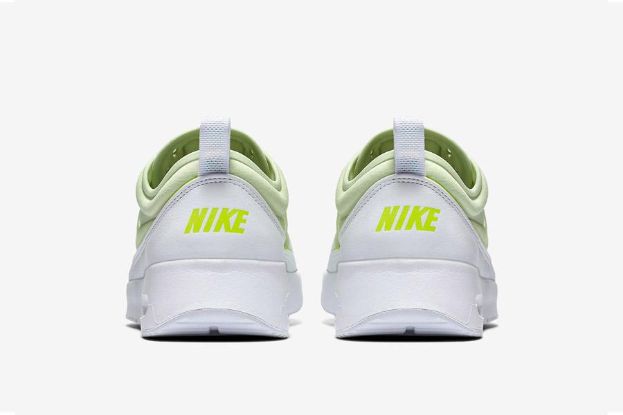 Nike Air Max Thea Ultra — dámské tenisky — boty — sneakers — zadní pohled