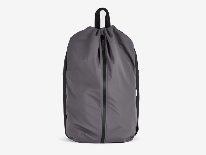 Rains — batoh — nepromokavý, do deště — voděodolný — dámský, pánský, unisex — šedý
