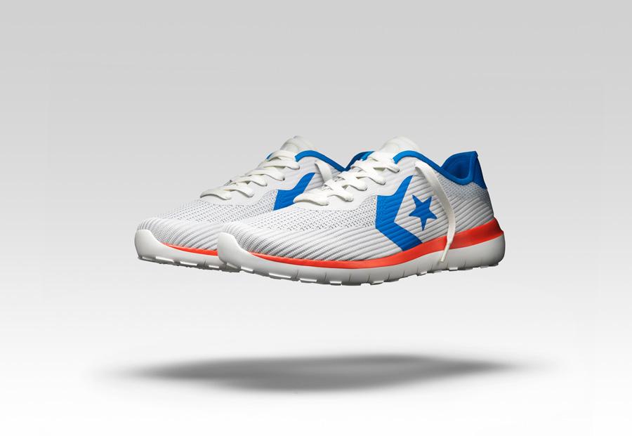 Converse Thunderbolt Modern — tenisky — boty — pánské, dámské — bílé