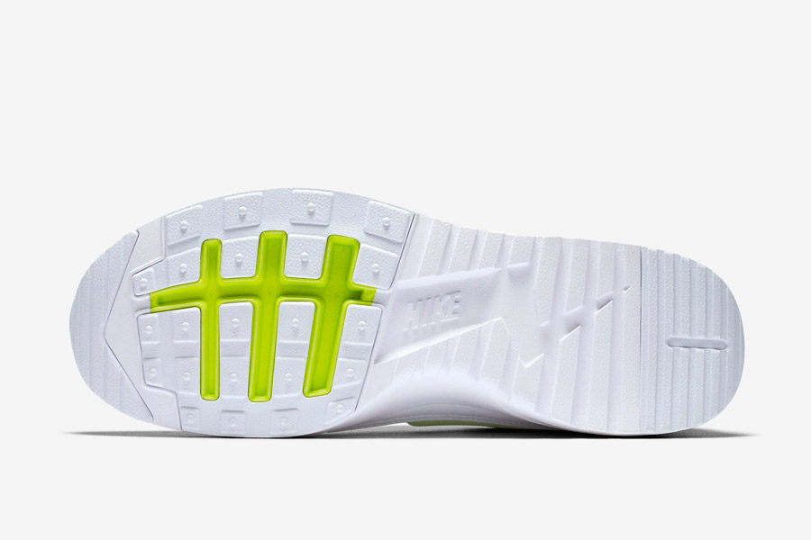 Nike Air Max Thea Ultra — dámské boty — bílá podrážka