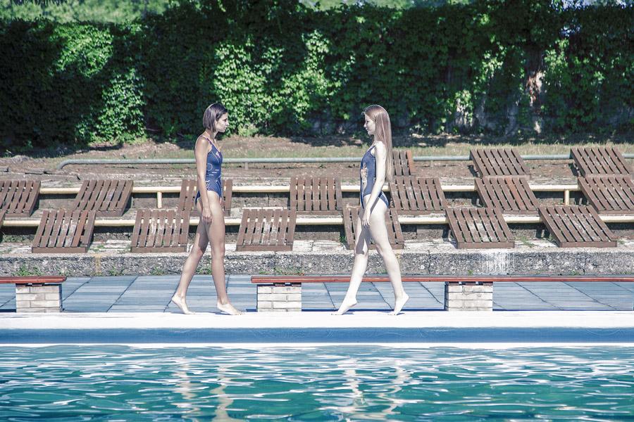 Retart — dámské jednodílné plavky — lookbook