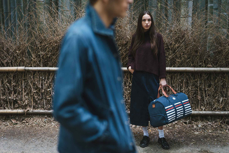 Herschel Supply — batohy — tašky — lookbook — podzim — 2016