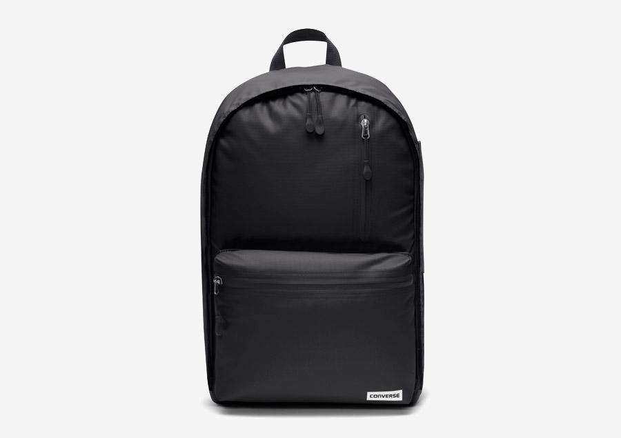 Converse Rubber Backpack — batoh na záda — voděodolný, nepromokavý — pogumovaný — modrý