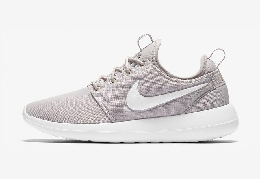 Nike Roshe Two — boty — tenisky — sneakers — dámské — šedé — Nike Roshe Run