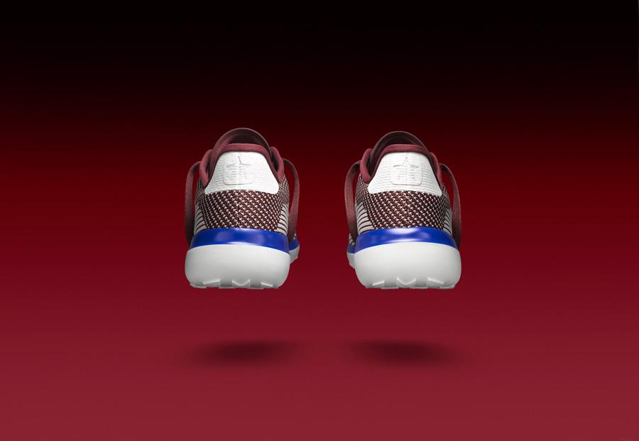Converse Thunderbolt Modern — boty — tenisky — zadní pohled