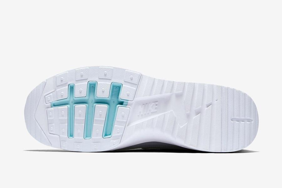 Nike Air Max Thea Ultra — dámské boty — šedé, modré