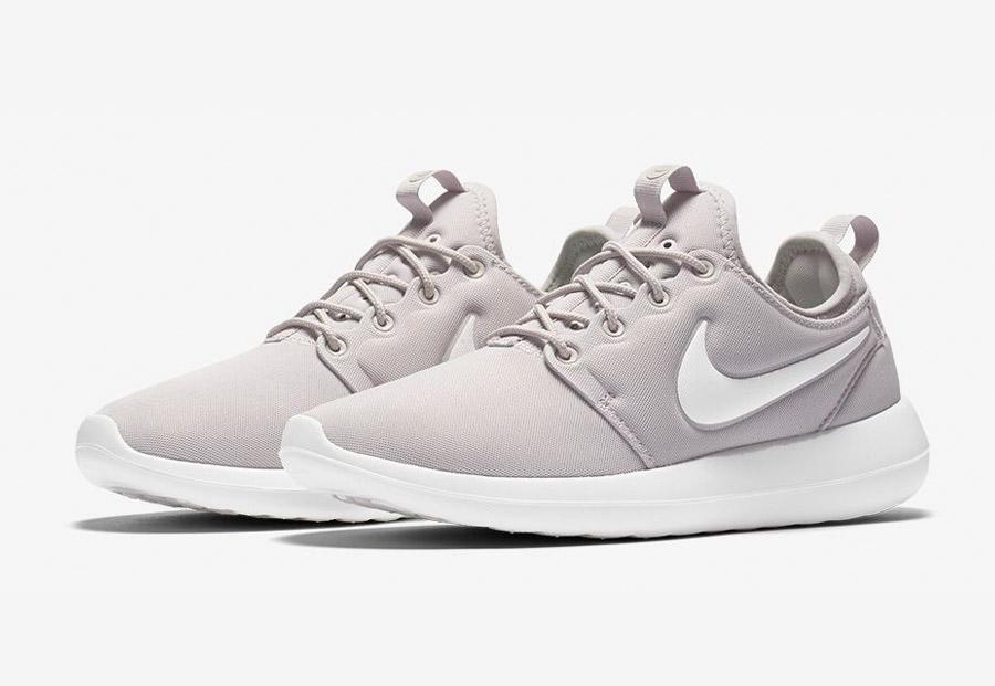 Nike Roshe Two — tenisky — boty — sneakers — dámské — šedé — Nike Roshe Run