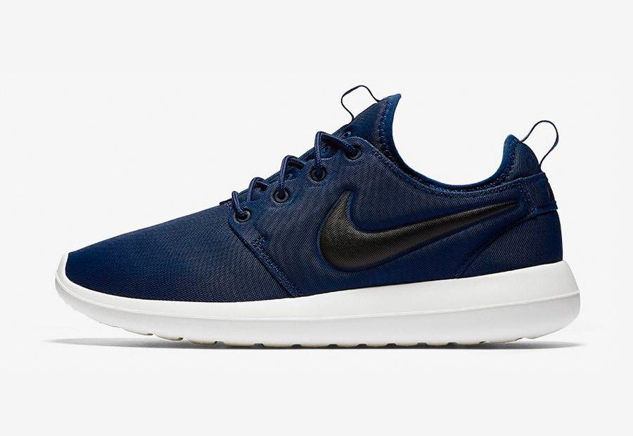 Nike Roshe Two — boty — tenisky — sneakers — pánské — tmavě modré, navy blue — Nike Roshe Run