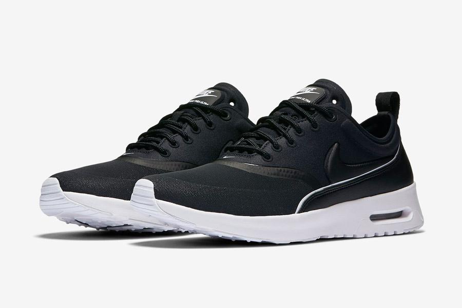 Nike Air Max Thea Ultra — dámské boty — tenisky — sneakers — černé