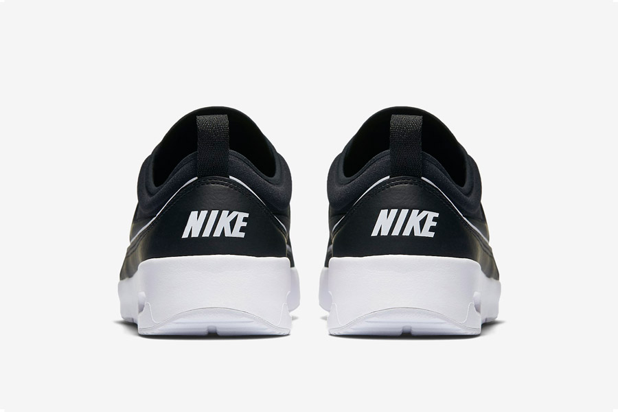 Nike Air Max Thea Ultra — dámské tenisky — boty — sneakers — černé