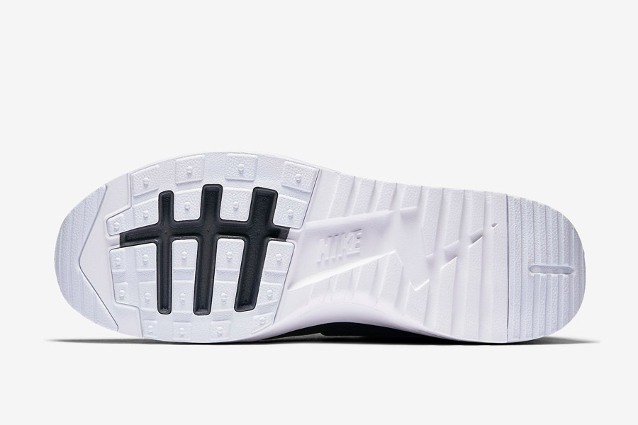 Nike Air Max Thea Ultra — dámské boty — černé