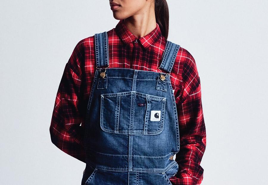 Carhartt WIP — dámské oblečení — podzim/zima 2016