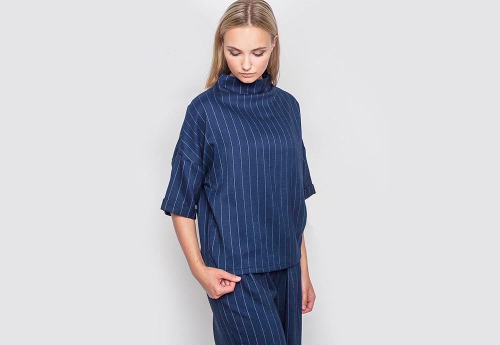 Podzimní oblečení od dánského labelu mbyM