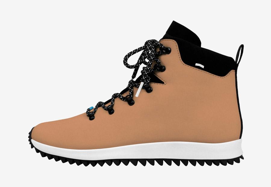 Native Shoes — Apex — zimní boty — dámské — pánské — nepromokavé, voděodolné — veganské