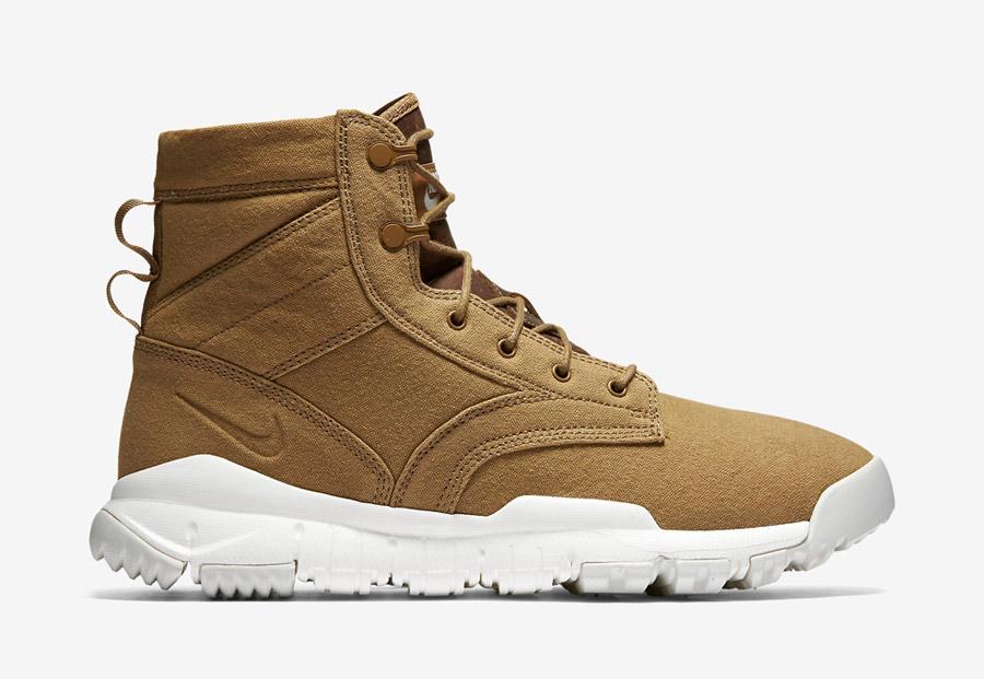 """Nike SFB Field 6"""" Canvas — vysoké kotníkové boty — zimní, podzimní — pánské"""