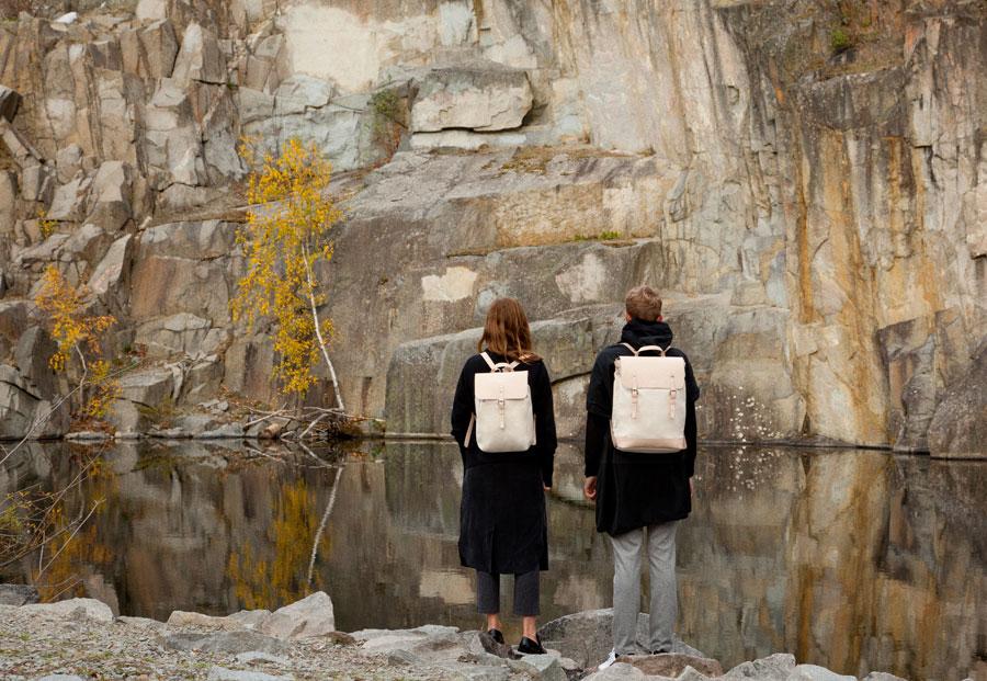 Batohy, tašky a drobné doplňky Sandqvist — podzim/zima 2016 — lookbook