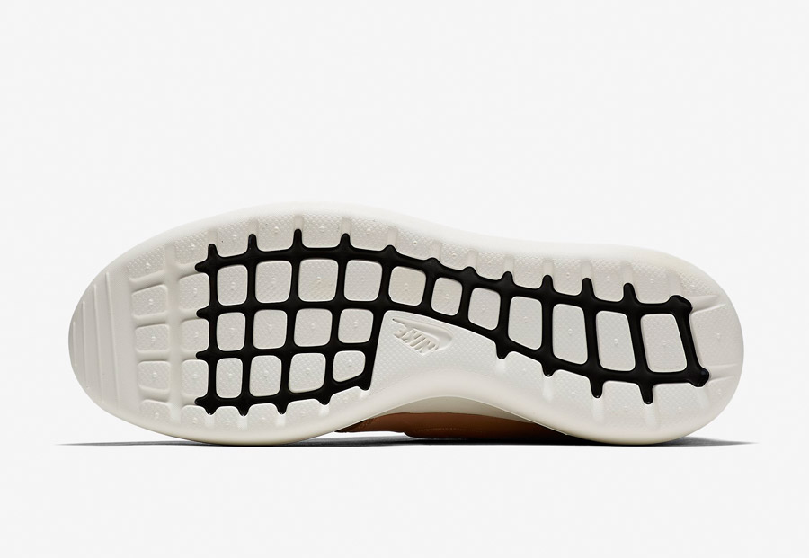 NikeLab Roshe Two Leather — boty — sneakers, tenisky — detail podrážky — Nike Roshe Two