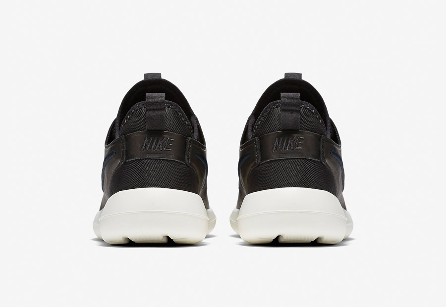NikeLab Roshe Two Leather — boty — sneakers, tenisky — zadní pohled — Nike Roshe Two