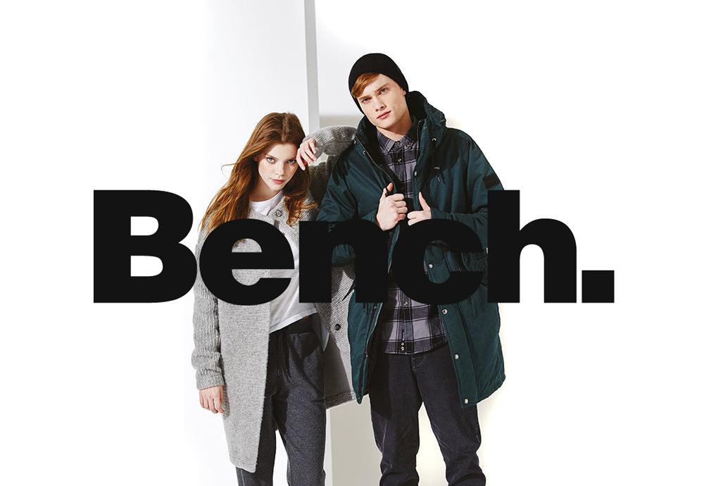 Bench — dámské a pánské oblečení — podzim/zima 2016 — lookbook