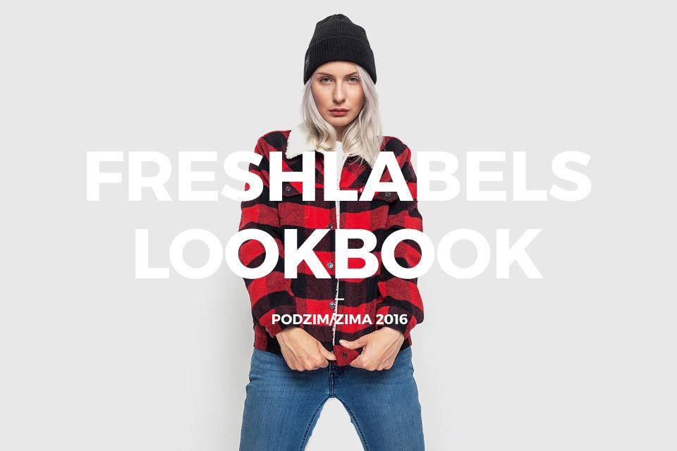 Freshlabels lookbook — dámské oblečení — podzim/zima 2016