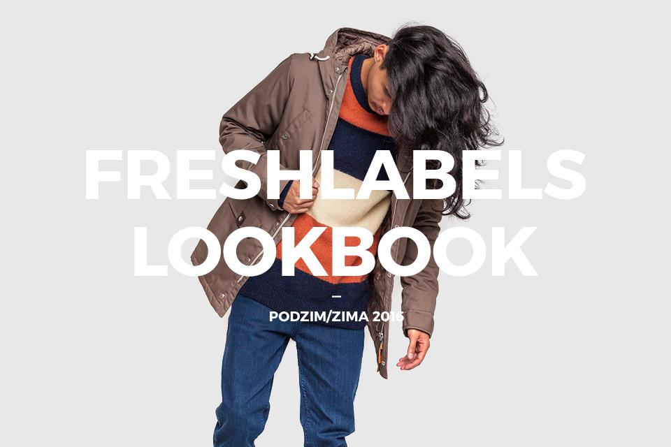 Freshlabels lookbook — pánské oblečení — podzim/zima 2016