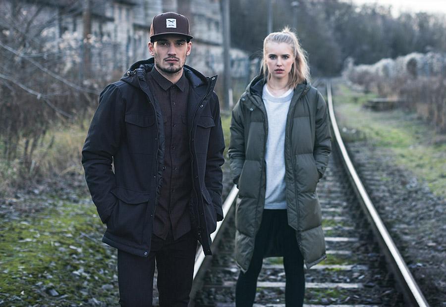 Iriedaily — berlínský streetwear pro dámy a pány — podzim/zima 2016