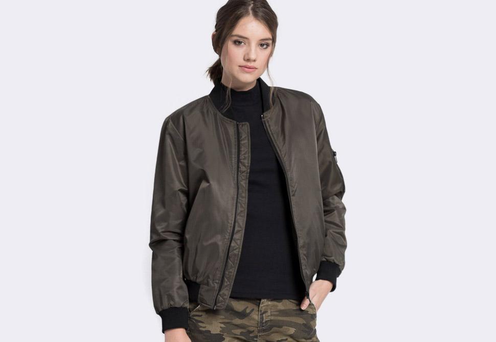 Medicine — dámské bombery — zateplené — bomber jackets — dámské bundy, podzimní, zimní