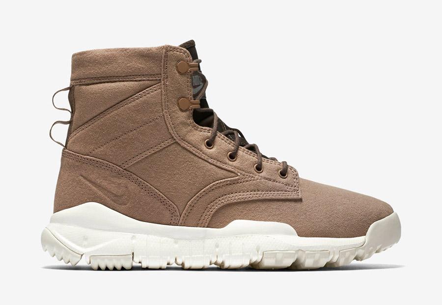 """Nike SFB Field 6"""" Canvas — vysoké kotníkové boty — zimní, podzimní — dámské"""