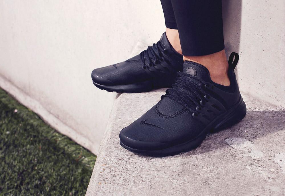 Nike Beautiful x Powerful Collection — Nike Air Presto Premium — dámské boty — tenisky — sneakers — černé