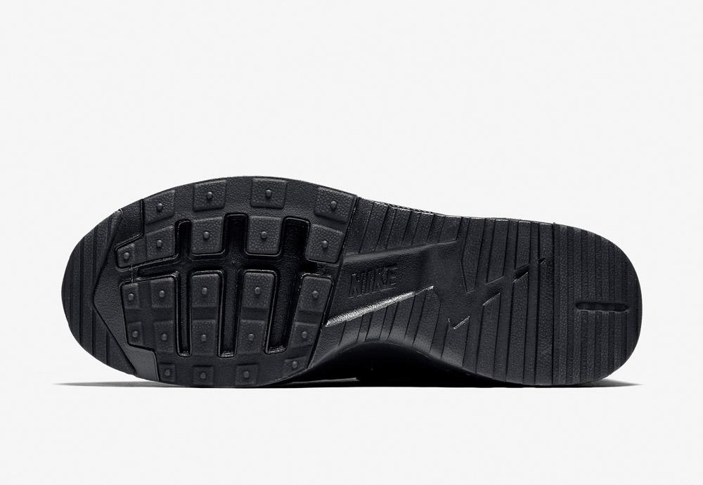 Nike Air Max Thea Ultra Premium — dámské boty — tenisky — sneakers — kožené — podrážka