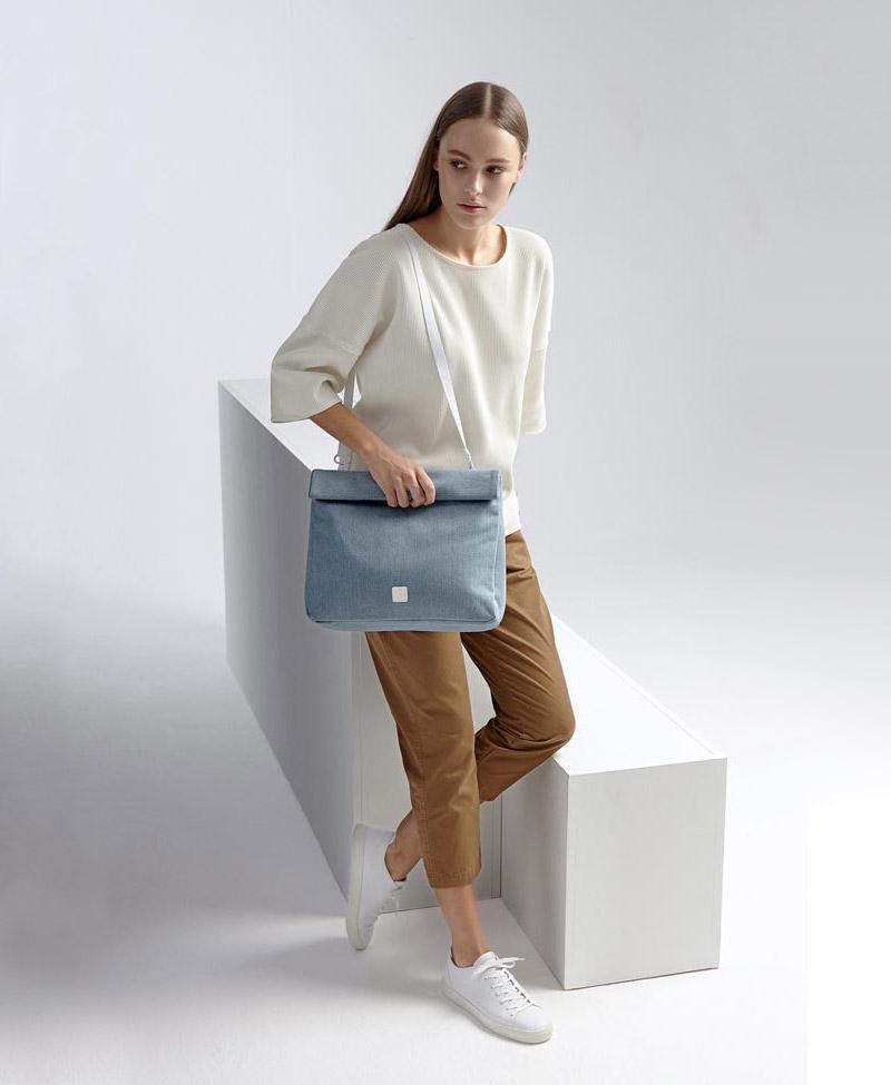 Ucon Acrobatics — dámská taška přes rameno — světle modrá — kabelka