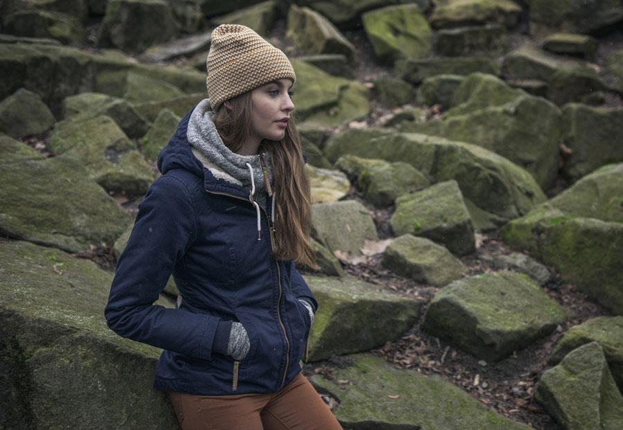 Mikiny, svetry a bundy Ragwear z organické kolekce — podzim/zima 2016
