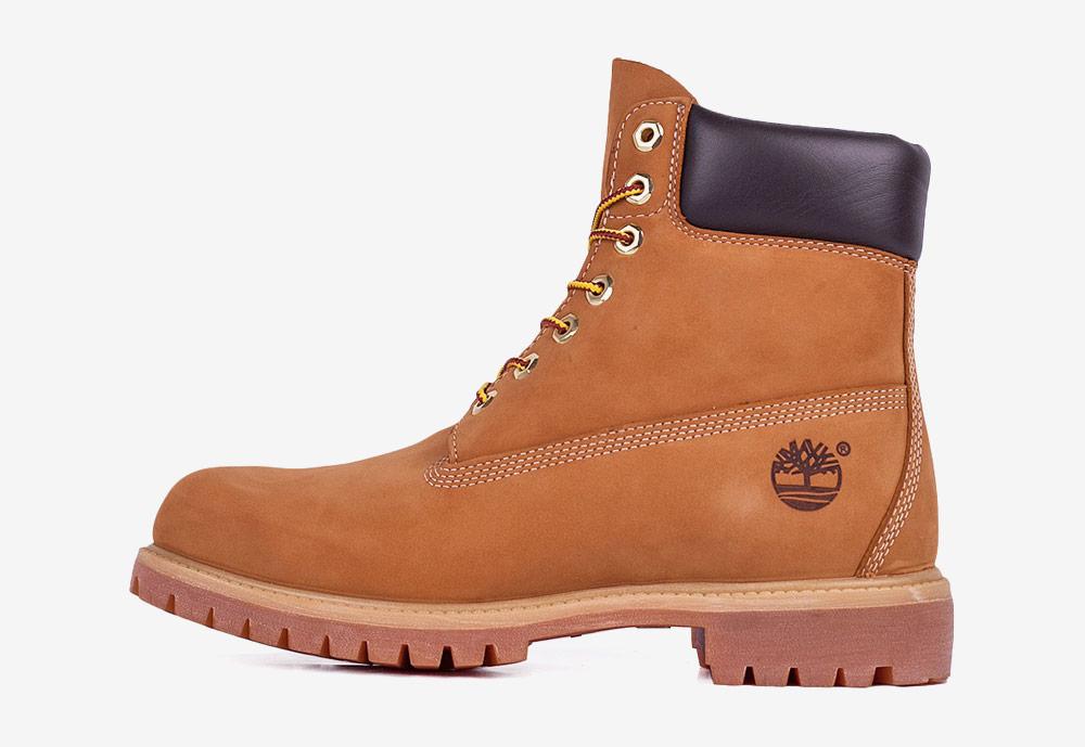 """Timberland 6"""" Premium — zimní boty — pánské — světle hnědé, pískové — boots"""