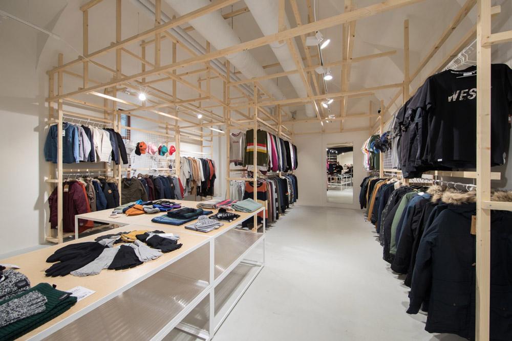 Freshlabels — Flagship Store — nová prodejna — Praha — Jindřišská 15