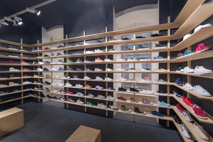 Freshlabels flagship store — nová prodejna — Jidrišská 15 — Praha